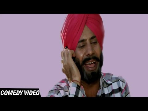 Binnu Dhillon - Comedy Video || Nice Very Nice || Latest Punjabi Movies 2016 || Munde Patiale De