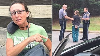 10 Fake Homeless People Caught On Camera & EXPOSED