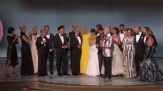 70th Emmy Awards: The Assassination Of Gianni Versace Wins For Outstanding Limited Series