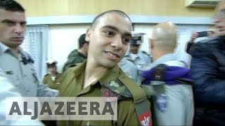 Israeli soldier Azaria found guilty of manslaughter