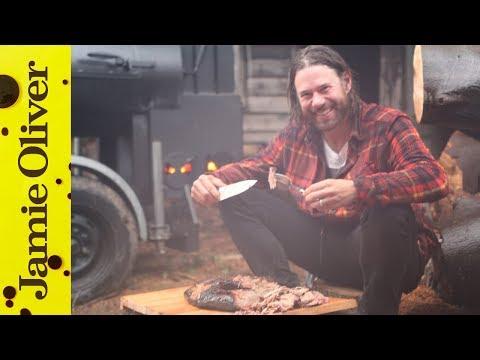 Slow & Low Texas Brisket on a Smoker | DJ BBQ