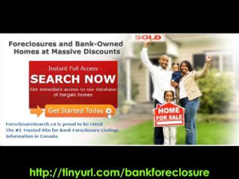 Bank Foreclosure