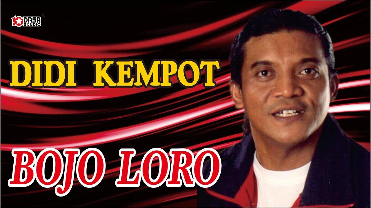 Download Didi Kempot - Bojo Loro MP3 Gratis