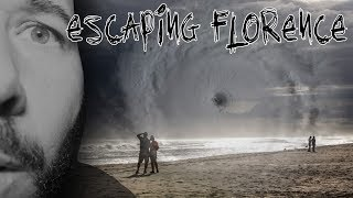 Trying To Escape Hurricane Florence 2018