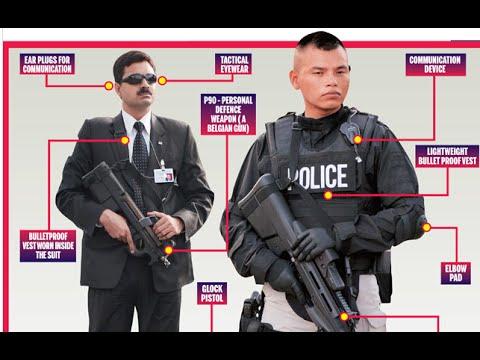 Meet Narendra Modi SPG guards The men who protect PM