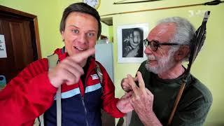 Ядовитая лягушка и традиции племени Шанинауа. Бразилия. Мир наизнанку 10 сезон 4 выпуск