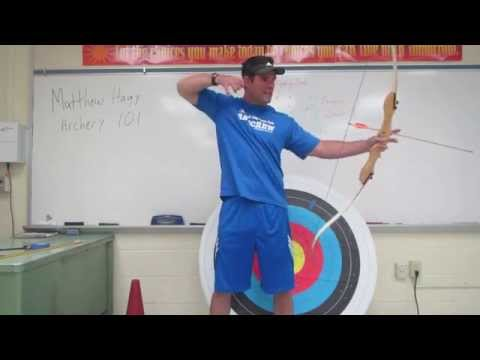 Archery Lesson (It's Awesome)