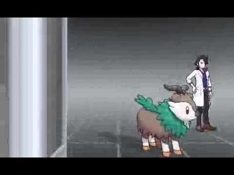 Pokemon X and Y -