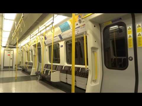 Circle Line: Liverpool Street to King's Cross St. Pancras