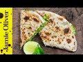 Pea & Feta Quesadillas | Tommi Miers