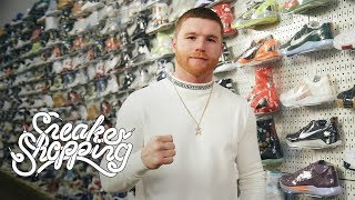 Download Canelo Àlvarez Goes Sneaker Shopping With Complex Video