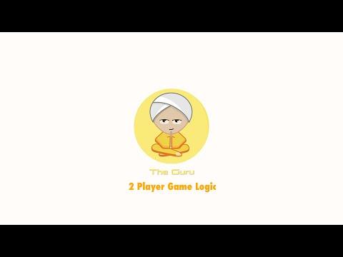 2 Player Game logic in Gamesalad