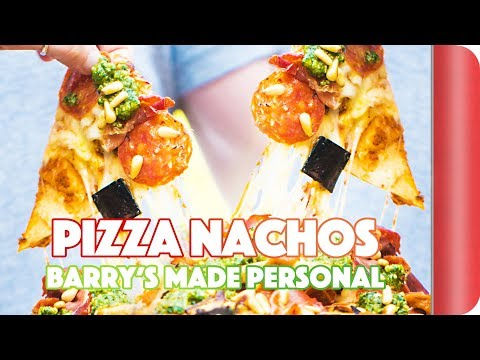 Pizza Nachos | Made Personal with Barry