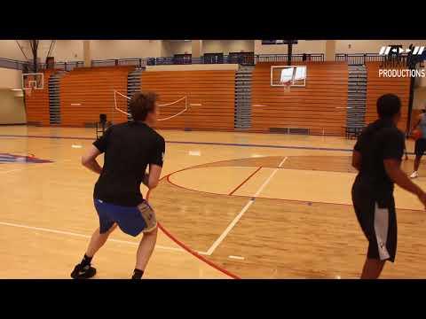 Duke University Alex O'Connell Workout w/ DJ Almonds