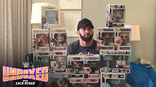 Zack Ryder shows off his San Diego Comic-Con International 2017 haul: WWE Unboxed with Zack Ryder