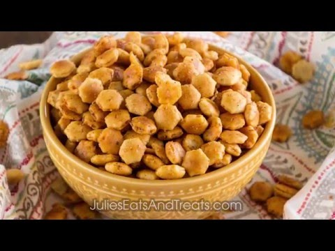 Taco Oyster Crackers Recipe