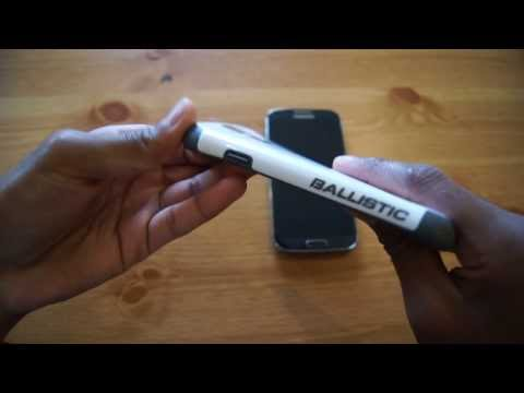 Ballistic Aspira Series Case for Samsung Galaxy S4