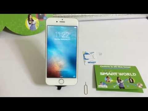 SoftBank iphone6 factory unlocked