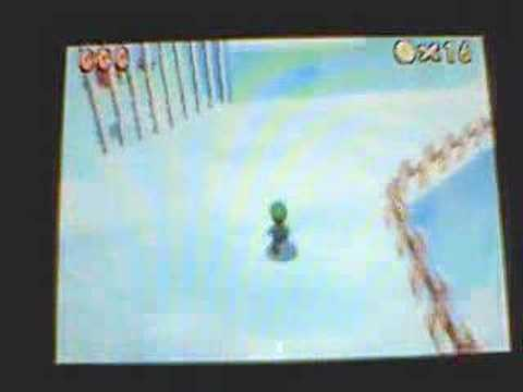 How To get Wario in Super Mario 64 DS