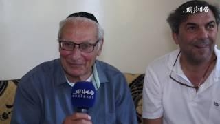 يهودي جزائري يحكي قصته مع عائلته المغربية