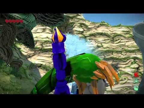 Legend of Zelda (Untitled) - Project Spark