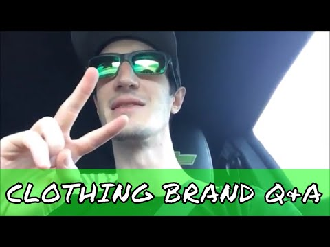 Where To Get Blank T-Shirts With No Tags or Labels? | Clothing Line Q&A
