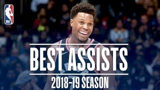 Kyle Lowry's Best Assists   2018-19 Season   #NBAAssistWeek