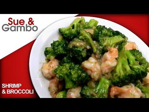 Shrimp and Broccoli Stir Fry