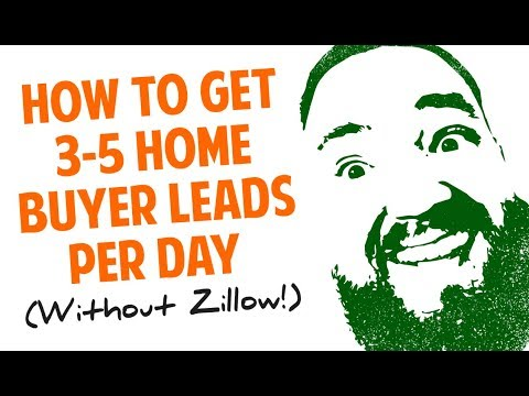 How To Get 3-5 Mortgage Leads Per Day Without Zillow or Realtors