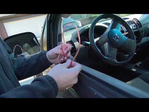 Xterra Window Seal Hack to Keep Water and Debris Out!