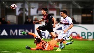 AC Milan 1-0 Genoa | Goal: Mati Fernandez | REVIEW