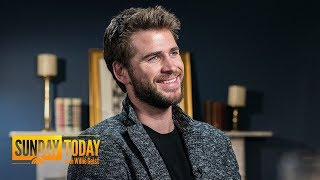 Liam Hemsworth Feels 'Motivated' To Explore Comedy More After 'Isn't It Romantic'