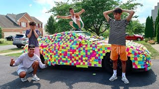 LUCAS AND MARCUS NEVER EXPECTED THIS!