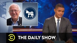 The Legend of Bernie Sanders: The Daily Show