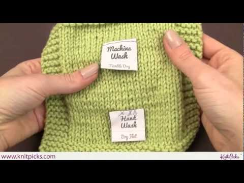 How to Sew on Care Labels