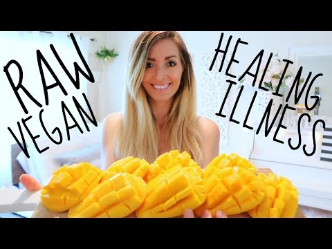 HEALING CHRONIC ILLNESS with RAW FOODS