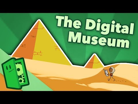 The Digital Museum - Assassin's Creed Origins Discovery Tour - Extra Credits