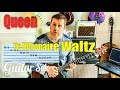 Queen The Millionaire Waltz Guitar Solo Lesson Tutorial With