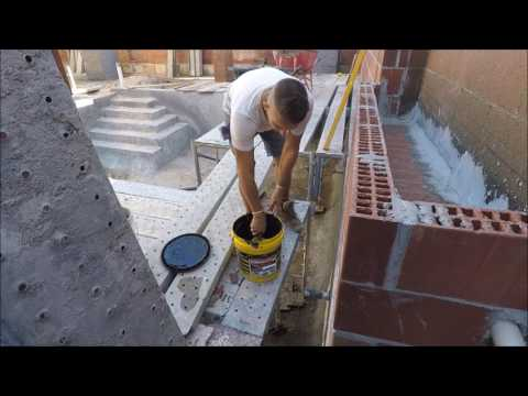 Waterproofing A Planter Box