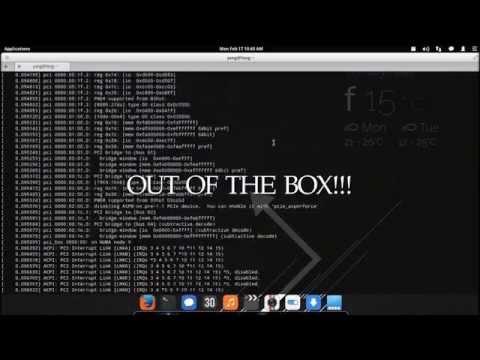 Custom Kernel Tutorial - Hướng dẫn biên dịch Kernel Linux từ mã nguồn