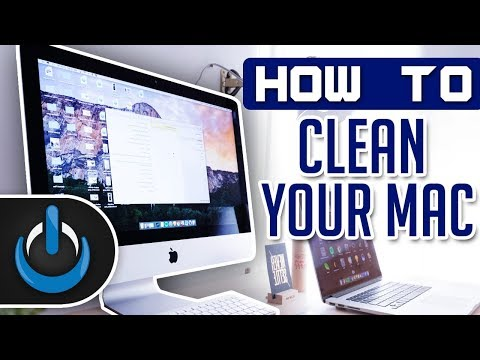 How To Clean Your Mac - 2018