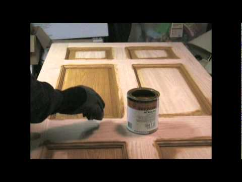 How to Stain and Polyurethane