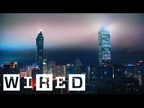 Shenzhen: The Silicon Valley of Hardware (Part 1)   Future Cities   WIRED