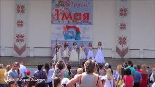 Дети поют песню - БАБУШКА! Brest! Music!