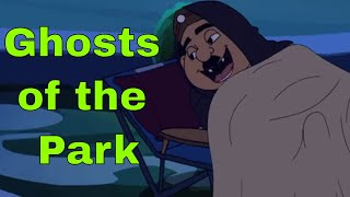 Chimpoo Simpoo - Episode 3 | Ghosts Of The Park | Funny Hindi Cartoon Series
