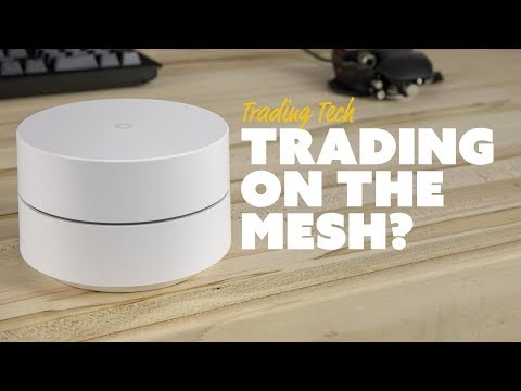 Trading Tech: Trading On The Mesh... Network
