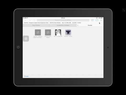 How to Close All Safari Tabs on iPad / iPhone / iPod running on iOS 7.0