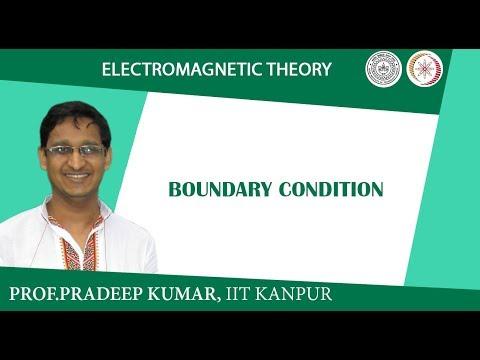 Boundary condition