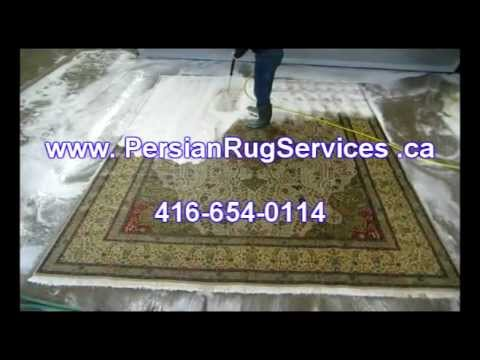 Toronto rug cleaning, Toronto rug & carpet cleaning    www.PersianRugServices.ca