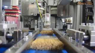 Full-Automatic Paintbrush Head Production